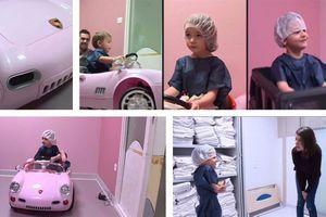 Enfants malades : Quand les couloirs de l'hôpital se transforment en circuit automobile !