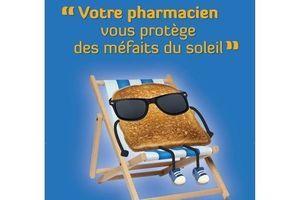 Été 2013 : les pharmaciens partent en campagne contre les effets néfastes du soleil