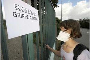 Grippe A : 201 établissements scolaires fermés