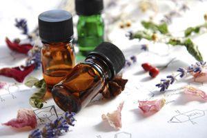 Des huiles essentielles contre les dommages de la pollution