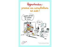 Hypertendus : prenez vos consultations en main !