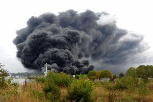Incendie de Lubrizol : quels dangers pour la santé ?