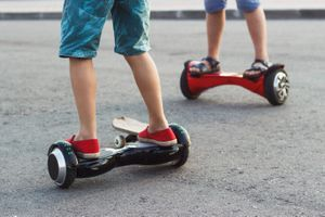 L'Hoverboard jugé aussi dangereux que le trampoline par des médecins américains
