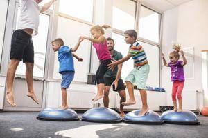 La Fédération Française de Cardiologie alerte sur l'inactivité physique des enfants