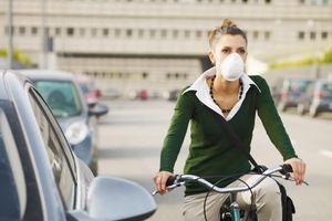 La pollution de l'air perturbe les cycles menstruels
