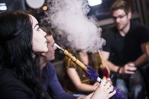 Le narguilé ferait inhaler 25 fois plus de goudron qu'une cigarette