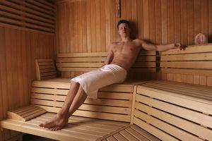 Le sauna, bon pour... le cœur !