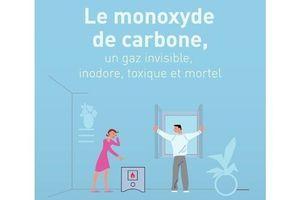 Les bons gestes pour éviter les intoxications au monoxyde de carbone