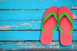 Les chaussures d'été, c'est pas l'pied !