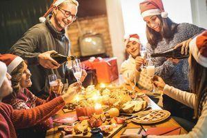 Les repas de fêtes font exploser les taux de cholestérol
