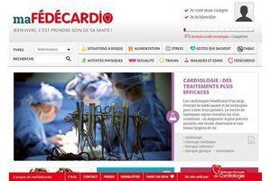 maFéDéCARDIO : une plateforme personnalisée sur la santé du cœur