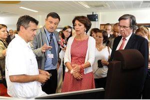 Marisol Touraine s'engage pour un accès aux urgences en moins de 30 minutes