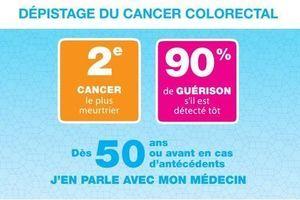 Mars bleu : Zoom sur le dépistage du cancer colorectal