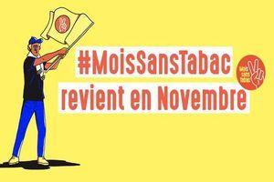 Mois sans tabac : la mobilisation est lancée