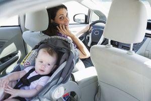 Mortalité routière : Les Français utilisent très mal les sièges auto