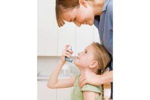 Nombreuses crises d'asthme dans 5 régions françaises