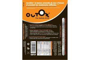 Outox fait baisser l'alcoolémie : info ou intox ?