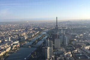 Pollution : la qualité de l'air s'améliore en France