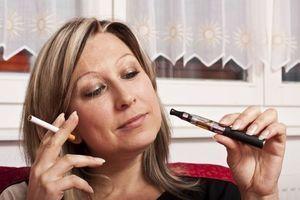 Pour les Français, l'e-cigarette est moins nocive que le tabac
