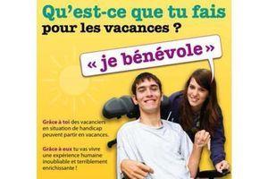 Pour les vacances, devenez bénévole à l'APF !