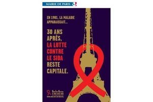Pour Paris, la lutte contre le Sida reste capitale