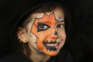 Des produits chimiques découverts dans du maquillage pour Halloween