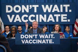 Rougeole à New York : état d'urgence sanitaire et vaccination obligatoire dans plusieurs quartiers