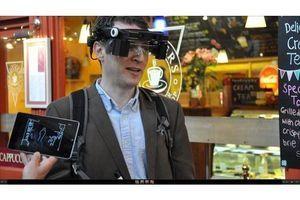"""""""Smart glasses"""" : un casque pour guider les malvoyants"""