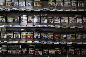 Tabac : le paquet neutre a des effets sur les fumeurs