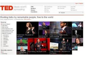 TED Talks : les experts santé s'adressent à vous !