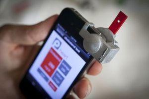 Tester son cholestérol avec son smartphone, bientôt une réalité