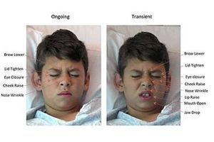 Un logiciel capable d'évaluer la douleur infantile