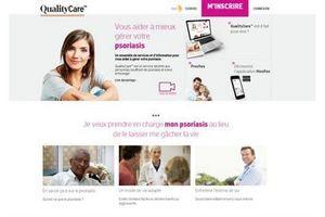 Une appli et un site pour bien contrôler son psoriasis