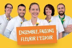 Une jonquille pour Curie : se mobiliser contre le cancer