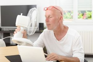 Les ventilateurs dangereux pour le coeur des seniors ?