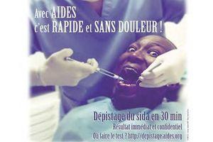 VIH/Sida : les tests rapides permettent de mieux dépister les populations à risque