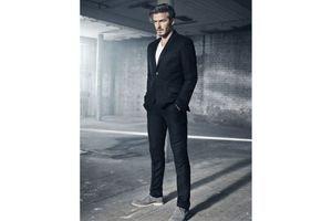 David Beckham élu homme le plus sexy de la planète
