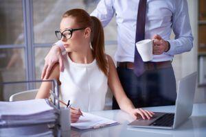 Près d'une femme sur trois victime de harcèlement sexuel au travail