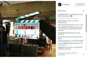"""La suite de """"Cinquante nuances de Grey"""" démarre son tournage"""