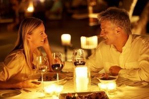 Le bar ou le restaurant, les lieux privilégiés après une rencontre sur Internet