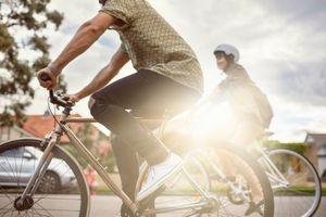 Le cyclisme n'affecterait pas la santé urinaire et sexuelle des hommes