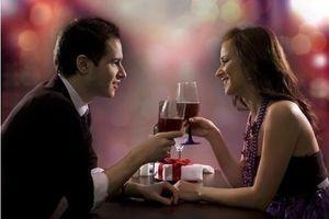 Le dîner, test décisif lors d'un premier rendez-vous amoureux