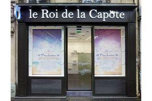 Le Roi de la Capote s'installe à Paris