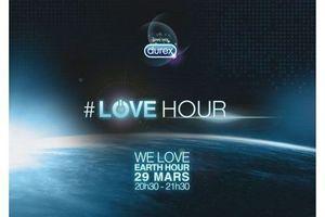 Love Hour : le 29 mars, on éteint tout pour s'aimer