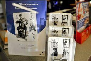 Succès mondial pour la Poste finlandaise avec de l'érotisme homosexuel