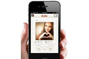 Tinder, l'application qui ringardise les sites de rencontre