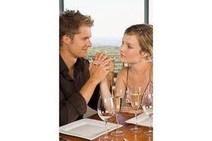 Tour d'Europe du dîner en amoureux idéal