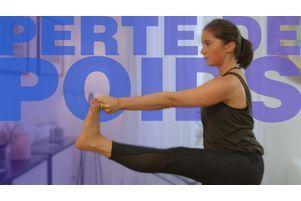 Yoga pour perdre du poids - 30 minutes Calories Killer !