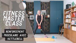 Renforcement musculaire avec Kettlebell