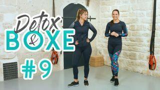 15 min de jeux d'esquive  – DETOX & BOXE
